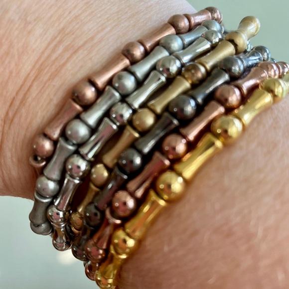 Lia Sophia Jewelry - Lia Sophia bracelet set